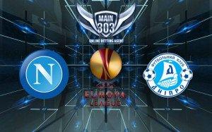 Prediksi Napoli vs Dnipro Dnipropetrovsk 8 Mei 2015 UEFA Eur