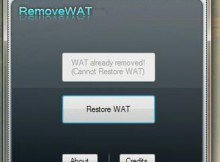 Removewat for Windows 10/8.1/8 and 7 Activation Download