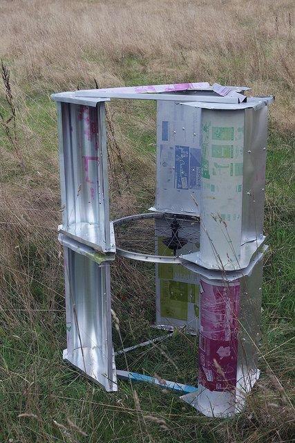 Un vent de nouveauté : Wind Turbine