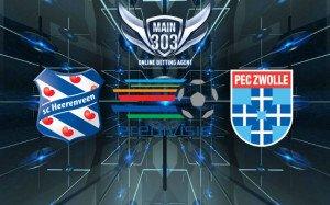 Prediksi Heerenveen vs PEC Zwolle 30 Agustus 2015