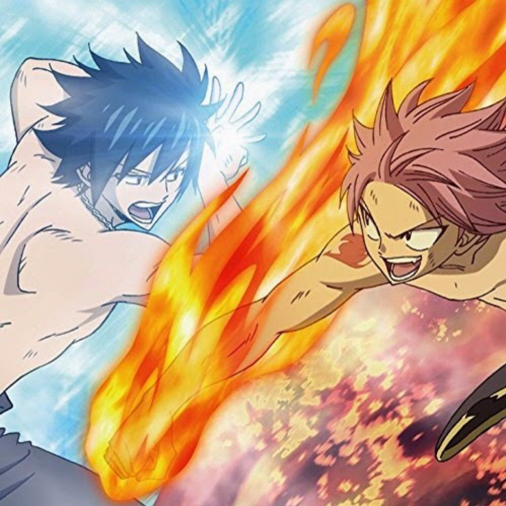 Strike Back (Fairy Tail OP) (Back-on).