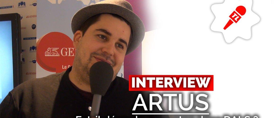 """Artus (Danse avec les stars 7) : """"J'ai perdu du poids depuis le début de l'émission""""(VIDEO)"""