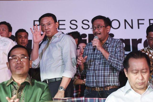 Keluhan Kecurangan Timses Ahok-Djarot - Berita Harian Indonesia