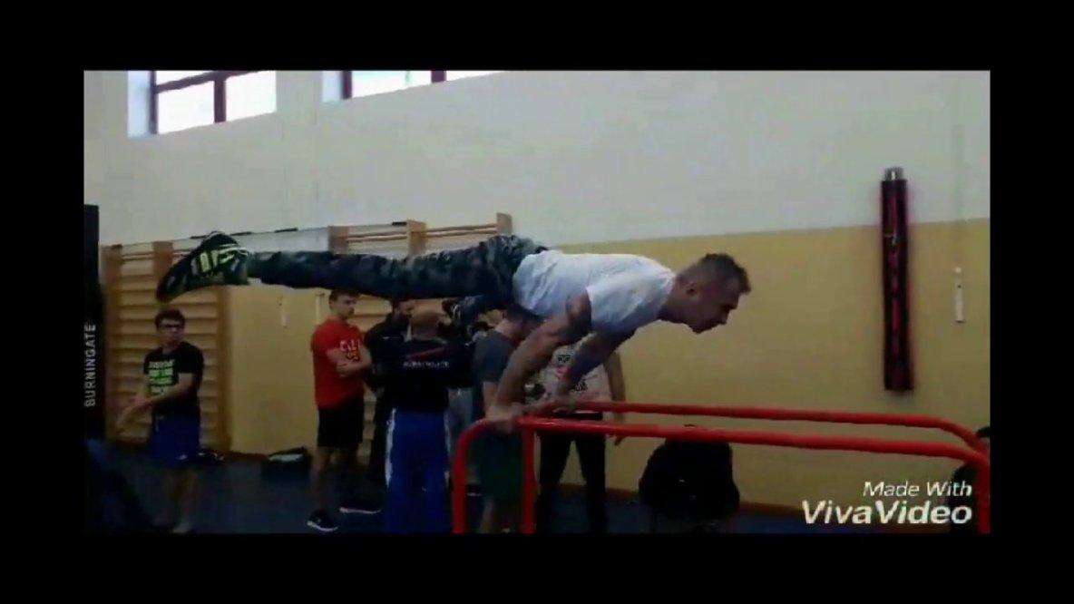 Gym Motivation? Adrian I.?