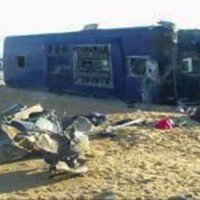 Le pire évité près de Guelma: 20 blessés à la suite du dérapage d'un bus