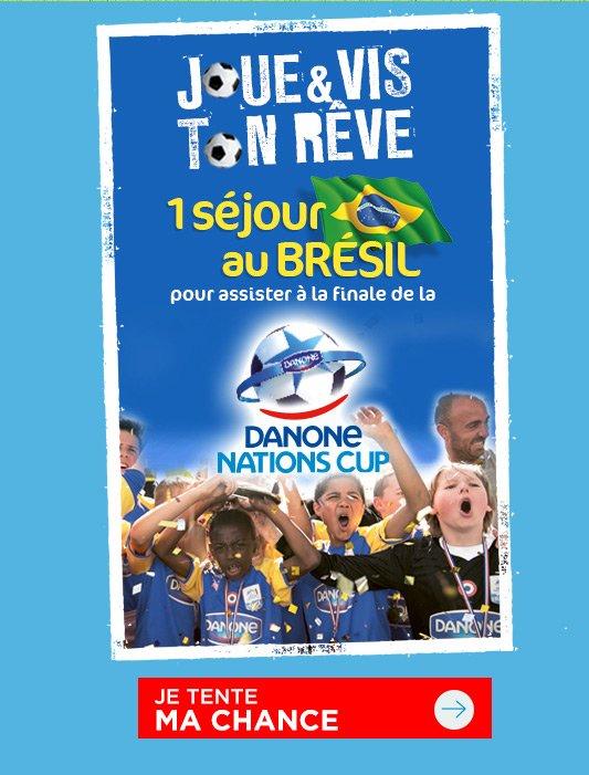 Danone Nations Cup, il faut croire en ses rêves !