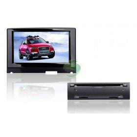 Audi Q3 2012 2013 Kopfteil Nachrüst Stereo GPS Naviationssystem mit DVD Radio Canbus TV iPod