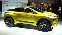 Salon Tokyo 2015 : Mitsubishi eX Concept