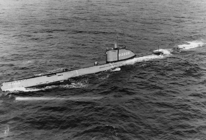 Un sous-marin nazi géant retrouvé en mer du Nord relance le sujet de la fuite de hauts dignitaires vers l'Argentine.