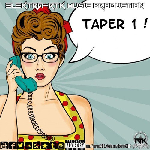 TAPER 1 ! ... Just to laugh XD... thank you to this nice woman operator lool ^^