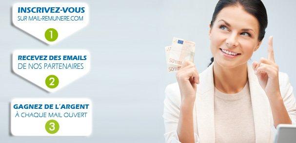 Gagner de l'argent facilement sur internet avec la publicité rémunérée