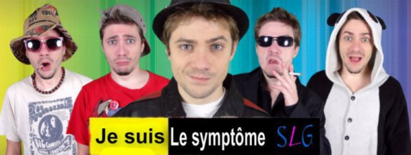 Je suis le symptôme SLG ! :D