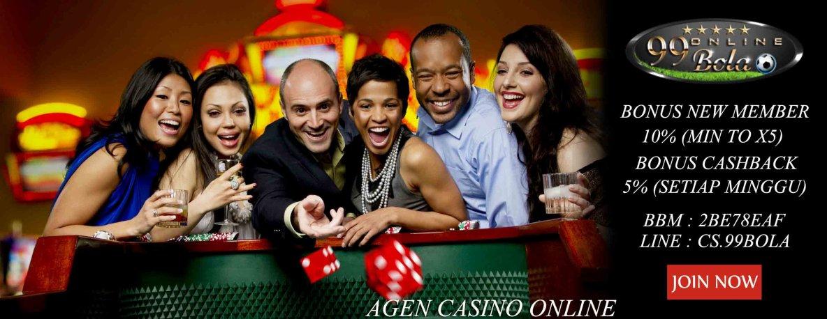 Keamanan di Agen Casino Online Terpercaya | 99 Bola
