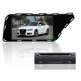 Android 4.0 Auto DVD Player GPS Navigationssystem für Audi A5 rechte Hand(2008 2009 2010 2011 2012 2013)