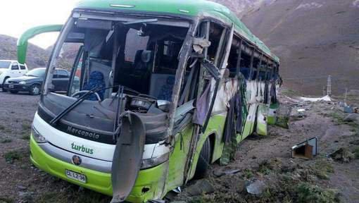 Au moins 19 morts dans un accident d'autocar en Argentine