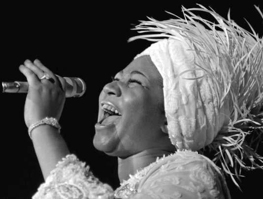 Aretha Franklin est morte, la soul perd sa dame