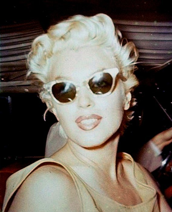 Marilyn-MONROE rare & candid