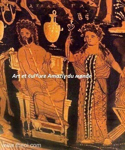 Art et ¢ul†ure Amαziɣ du ʍønde