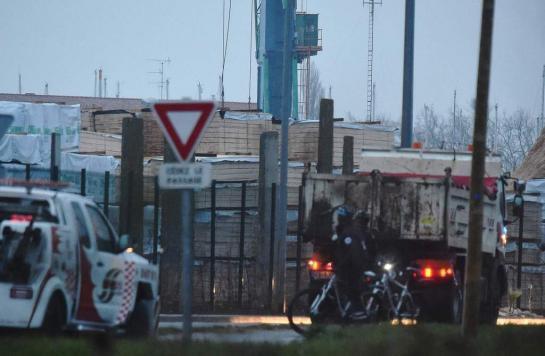 Accident d'autocar à Rochefort : la reconstitution s'est focalisée sur le camion