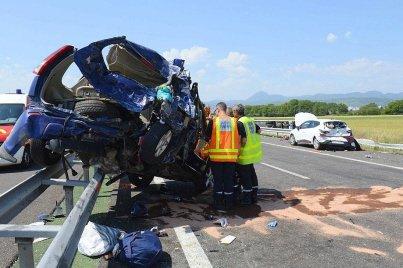 Deux Ligériennes tuées dans un accident avec un car de Haute-Loire