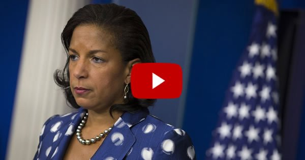 "SHOCK – Susan Rice Just Admitted Her Boss Barack Obama Was A ""Failure"" Because Of This"