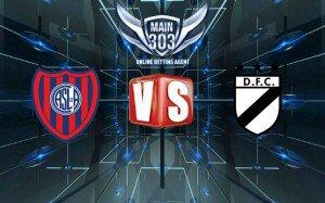 Prediksi San Lorenzo vs Danubio 23 April 2015 Copa Libertadores