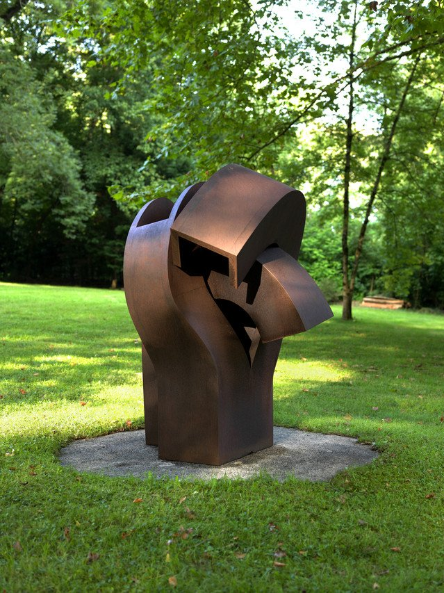Exposition Art Blog: Eduardo Chillida - Abstract Sculpture