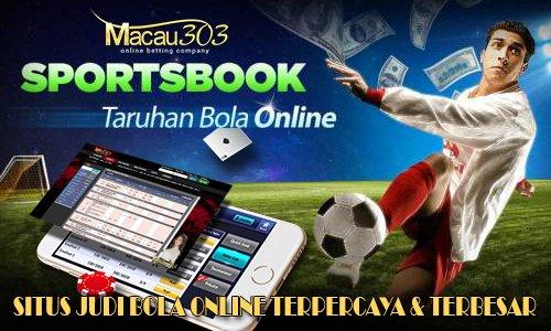Bandar Judi Bola Sportsbook Online Uang Asli IDR Rupiah