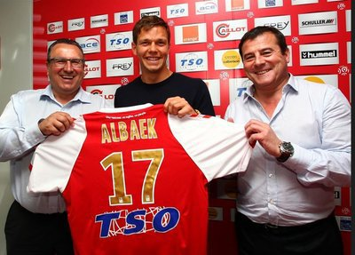 Albæk, un Viking au Stade de Reims | L'Union