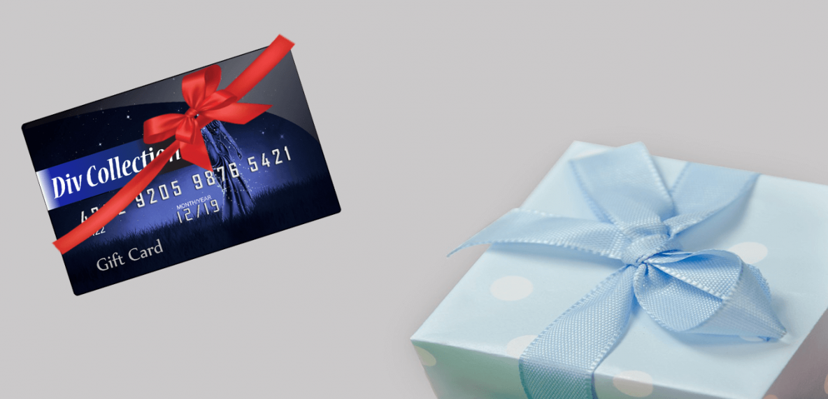 Gift Cards-non-re-loadable cards solutions for individuals and businesses.