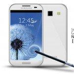 Galaxy Note 2 : écran 5.5 pouces et lancement en septembre? | Phonandroid