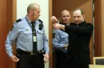 Norvège: Breivik réclame sa «libération immédiate» - L'Avenir