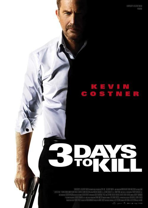 Bonsoir a l'honneur : 3 Days to Kill