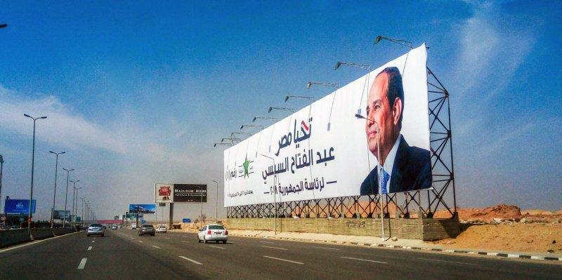 Pantalonnade électorale en Égypte