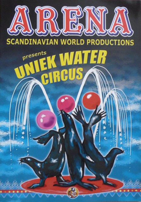 A vendre / On sale / Zu verkaufen / En venta / для продажи :  Programme cirkus ARENA 2006 - Tournée Hollande