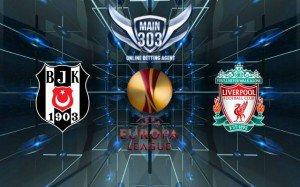 Prediksi Besiktas vs Liverpool 27 Februari 2015 UEFA Europa