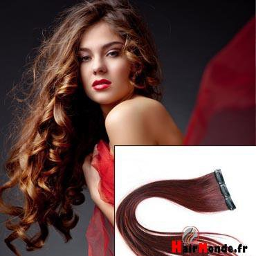 Les extensions de cheveux d'armure bouclés - Doubs, Franche-Comté - Chezmatante.fr