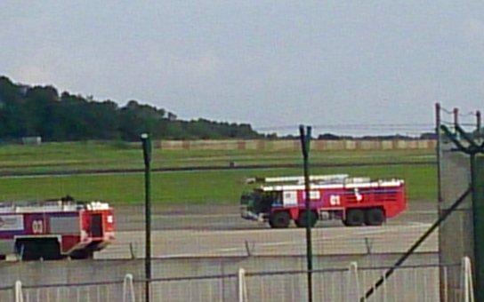 Atterrissage d'urgence à Brussels Airport: de la fumée dans le cockpit