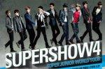Projet de remerciement pour les Super Junior !