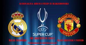 Prediksi Real Madrid vs Manchester United 09 agustus 2017