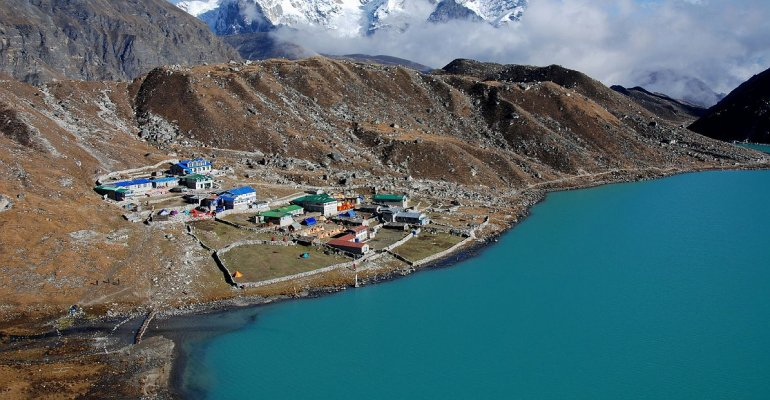 Gokyo Chola Pass Trekking | Book Now Everest Chola Pass Trek