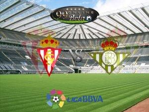 Prediksi Sporting Gijon Vs Real Betis 20 Mei 2017