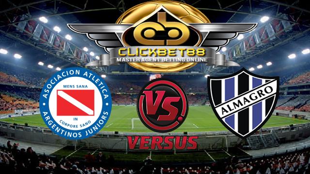 Prediksi Argentinos Juniors VS Almagro 23 Mei 2017 - Prediksi pertandingan