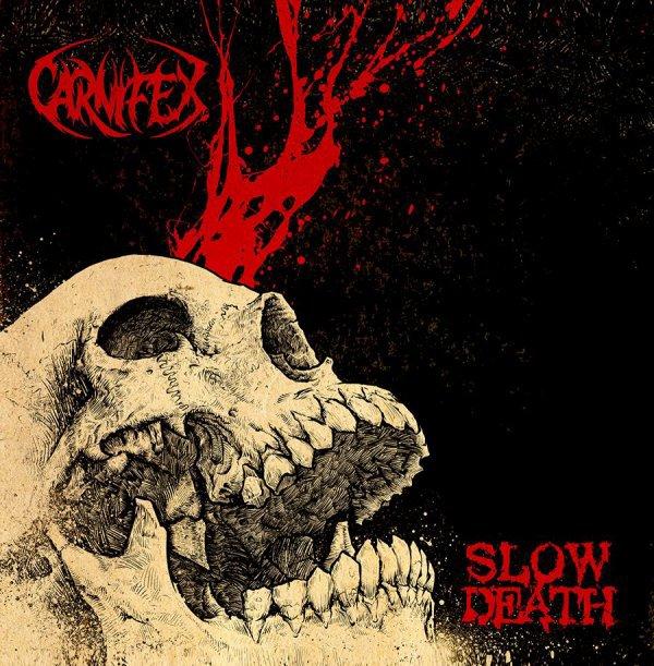 CARNIFEX :Slow Death-nouvel album (5/8/16)