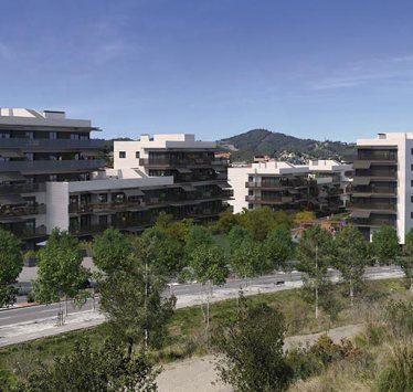 pisos obra nueva barcelona