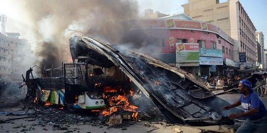 Pakistan : 19 morts dans l'attentat contre des pèlerins chiites