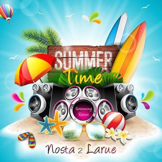 Summer Time Swimming Lounge Remix