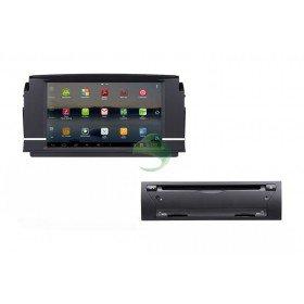 Android Mercedes-Benz C Klasse W204 Kopfteil DVD player GPS Naviationssystem mit 3G Wlan Radio Bluetooth