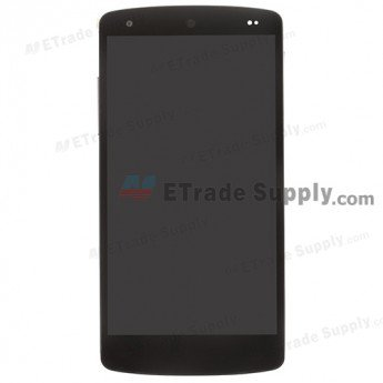 LG Nexus 5 LCD Screen and Digitizer Assembly with Frame