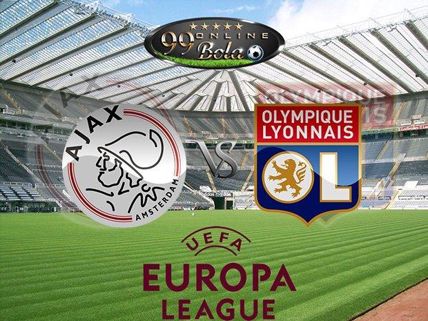 Prediksi Ajax Vs Olympique Lyonnais 3 Mei 2017